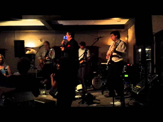 Brandy cover by Johnny and the Spinsations