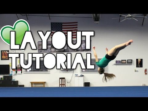 How to do a Layout