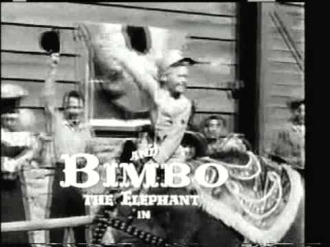 Circus Boy Television Show - Beginning and End - Mickey Braddock (Micky Dolenz)