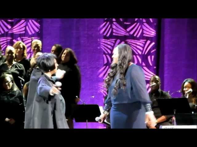 Patti LaBelle & Candice Glover: If Only You Knew - Super Bowl Gospel Celebration NYC 1/31/14