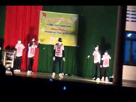 Nhảy poping trường THPT Thanh Bình - YouTube_2.flv