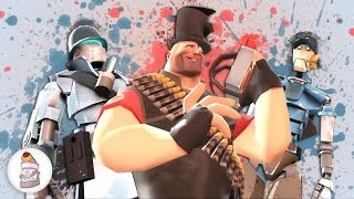Heavy's Robot Experience [GMod Animation]