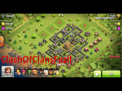 Clash Of Clans Glitch - Extra Troops Deployed Without Input