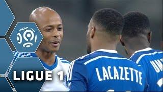 Olympique de Marseille - Olympique Lyonnais à la loupe - Ligue 1 / 2014-15