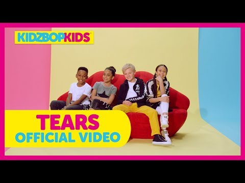KIDZ BOP Kids - Tears (Official Music Video) [KIDZ BOP]