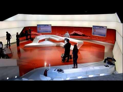 digiFLEX multi-HD installation in Zurich, Switzerland