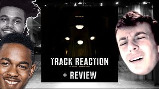 The Weeknd & Kendrick Lamar - Pray For Me FIRST REACTION + REVIEW