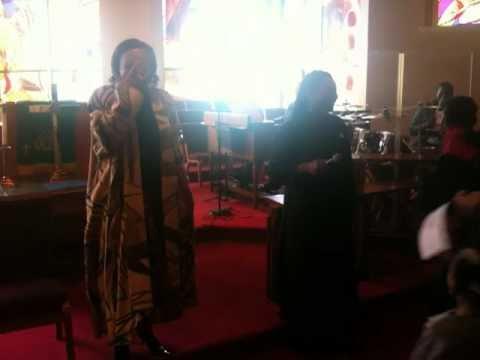 Pastor Lightner-Fuller