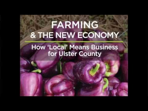 Bob Dandrew: Farming & the New Economy