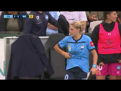 Westfield W-League 2019/20: Round 1 - Sydney FC V Melbourne Victory (Full Game)