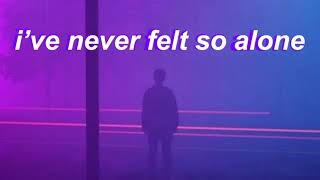 I've Never Felt So Alone - Labrinth (2 minute loop) from the show 'Euphoria'
