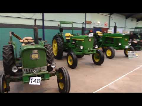 Shepton Mallet Auction And Tractor Show January 27, 2018