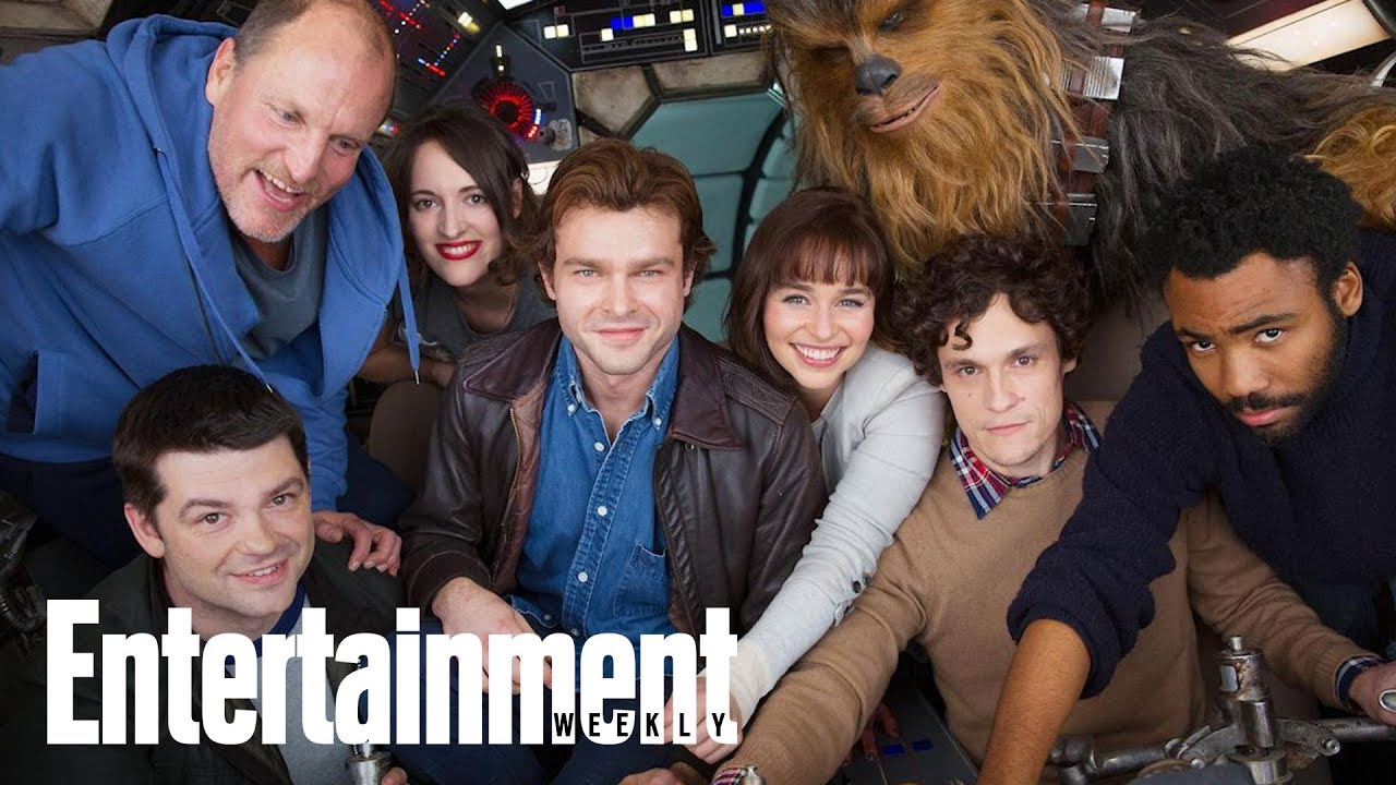 Young Han Solo Film Drops Directors Phil Lord And Chris Miller | News Flash | Entertainment Weekly