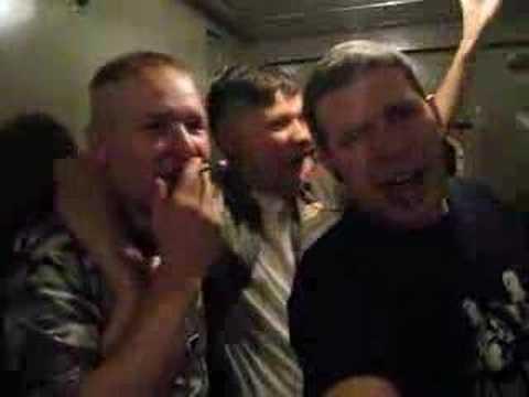 front242 - headhunter drunk train mix