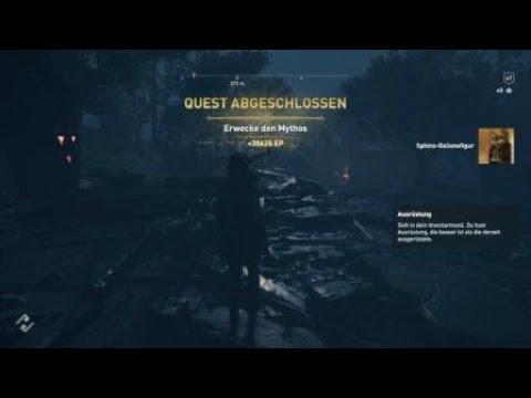 Assassins Creed Odyssey Sphinx Rätsel
