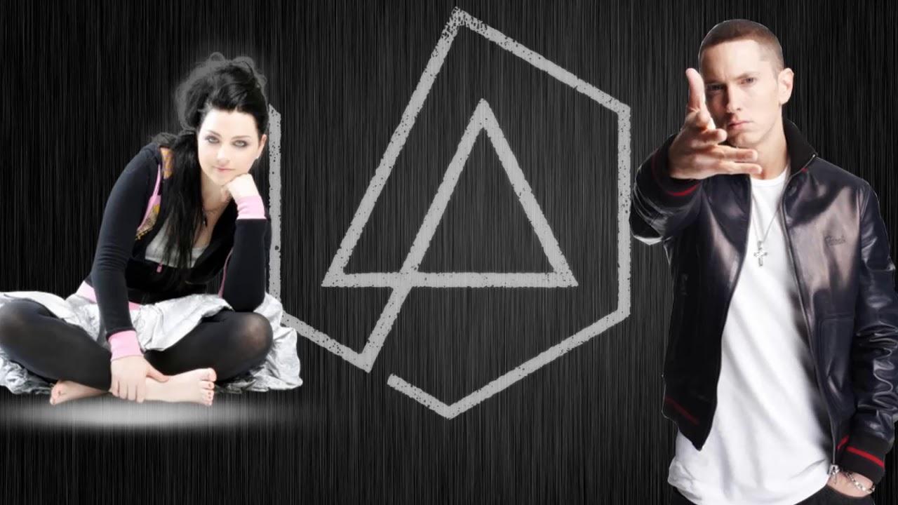 Evanescence & Linkin Park , Eminem ♫♪ Bring Me To Life