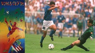 Чемпионат мира 1994. Лучшие голы