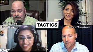 Tactics: How to Change Minds (including our own)