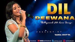 Dil Deewana - Maine Pyar Kiya   Best Romantic Hindi Song   Live Singing by Tania