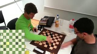 Magnus Carlsen Plays Speed Chess Versus a Top Grandmaster | The Banter is Real (MW)