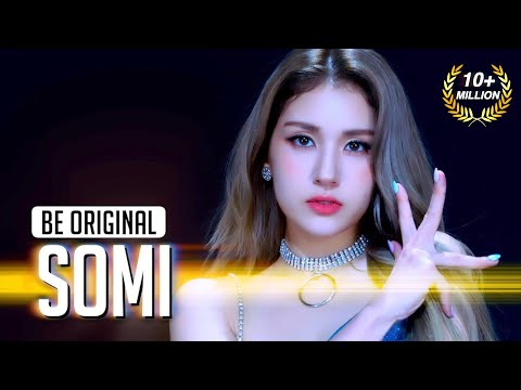 [BE ORIGINAL] SOMI(전소미) 'What You Waiting For' (4K)