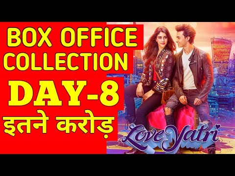 Love Yatri 8 Days Total Box Office Collection | Love Yatri Collection