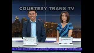 Liputan re:ON Comics @ Anime Festival Asia Indonesia (AFAID) 2013 (Courtesy of TransTV)