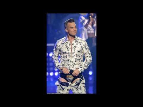 Sensitive - Robbie Williams - Instrumental Audio