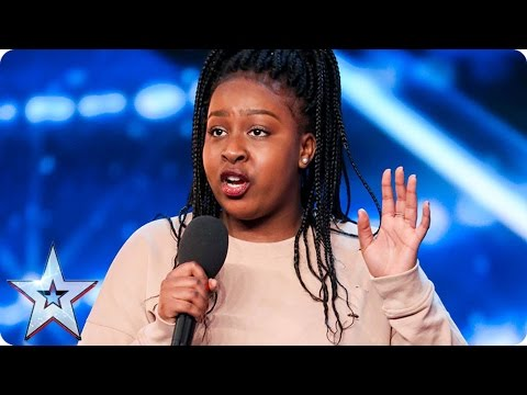 Thumbnail: You're going to love Sarah Ikumu as much as Simon! | Auditions Week 1 | Britain's Got Talent 2017