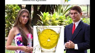 Beneficios del agua caliente con limón en ayunas TV SALUD