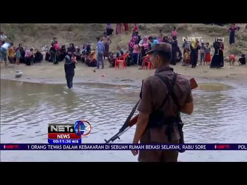 Pengungsi Rohingya Dipulangkan Karena Konflik Myanmar - NET24