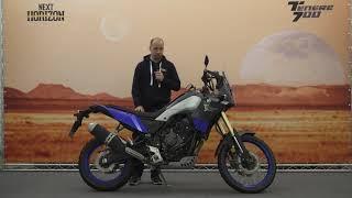 Yamaha XTZ 700 Ténéré - Moto magazin predstavitev