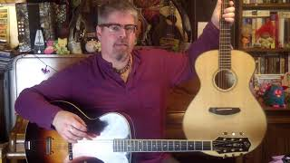 Loar LH-700 Review StringTheory Guitar Blog