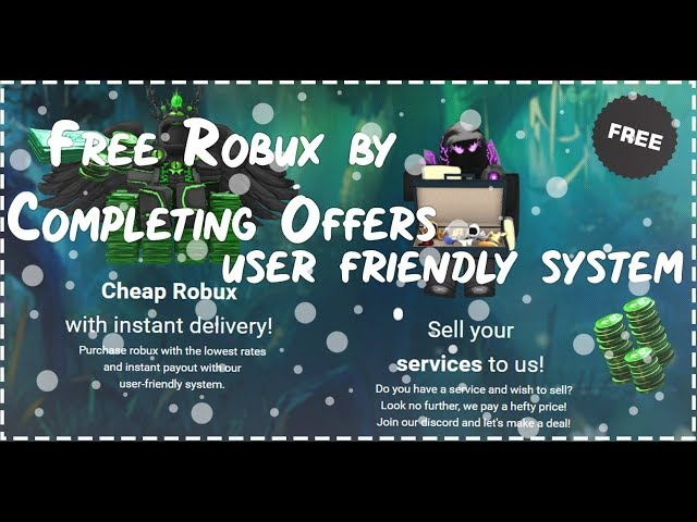 Rocashcom On Twitter Unfortunately Roblox Has - Robux For Completing Offers Detroitredwingsteamshopcom