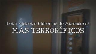 Los 7 videos e historias de ascensores más terroríficos