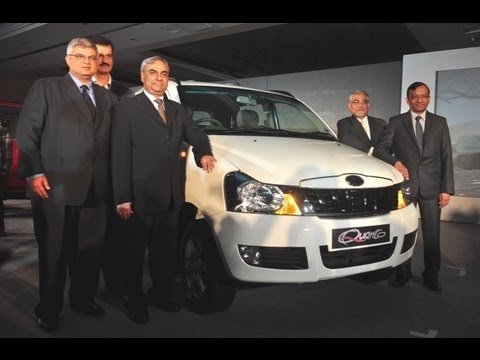 Mahindra Quanto Mini SUV Launch