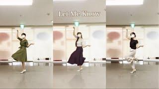 Perfume - Let Me Know【踊ってみた dance cover】《mofu moko》