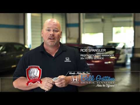 Bill Gatton Honda Celebrating 40 Years of Exceptional Service