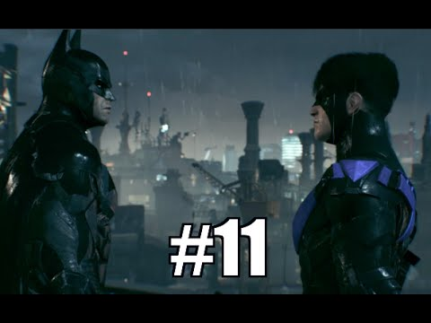 Pelataan Batman: Arkham Knight - #11