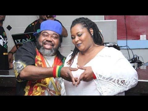 Download Late Ras Kimono's wife buried amid tears in Lagos (photos)