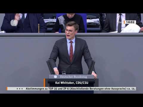 Rede Kai Whittaker MdB | Soziale Garantien