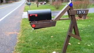 Mailbox, Swing