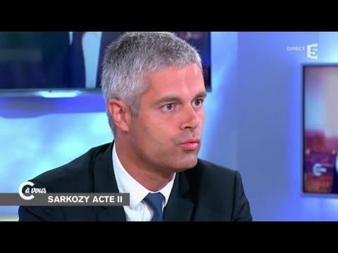 Laurent Wauquiez sur le mariage pour tous - C à vous - 22/09/2014