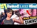 #1 World Ranked| 1,033 Wins | Sponsor Goal 539/600 | Fortnite Battle Royale LiveStream