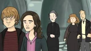 Гарри Поттер дары смерти Реальный конец
