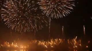 Азербайджан. Фестиваль фейерверков Ростех 2016. AllVideo.