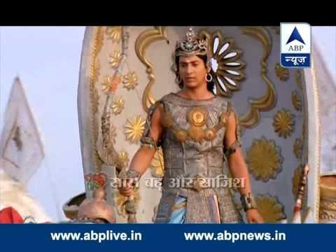 Veer Abhimanyu Gets Ready To Enter Chakravyuh In 'Mahabharat'