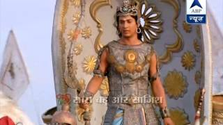 Veer Abhimanyu gets ready to enter Chakravyuh in