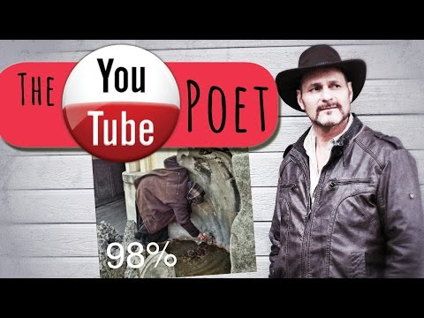 98%:  A Spoken Word Poem Performance by The YouTube Poet