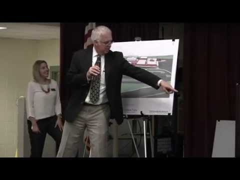 Mountain View Elementary School Rebuild Community Meeting on